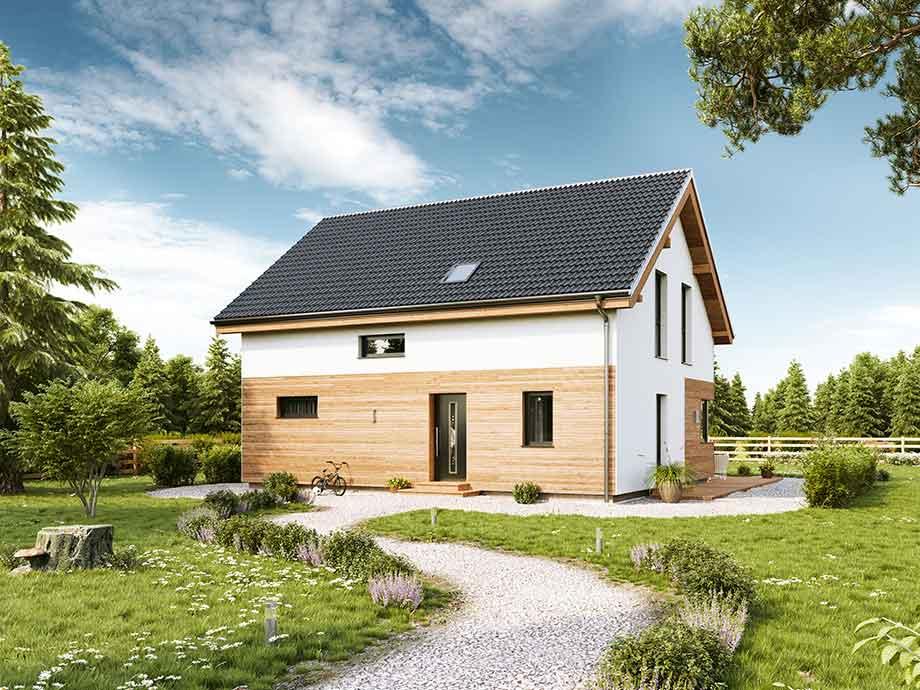 Casa Prefabbricata Legno : Case prefabbricate in legno vario haus personalizzabili e tutte in