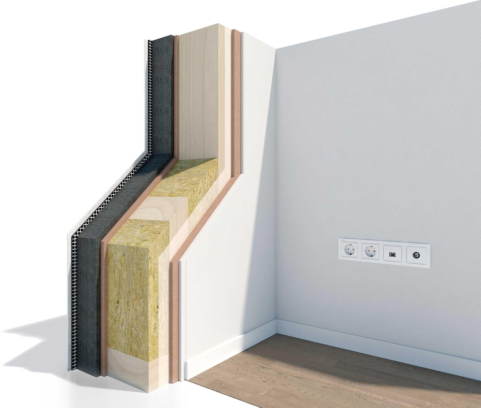 Case prefabbricate in legno vario haus personalizzabili e for Personalizzate case con telaio